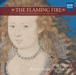 Parthenia - Flaming Fire CD Cover