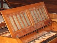 18th century Karl Benedict antique fortepiano