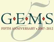 GEMS 5th logo