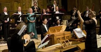ARTEK Performing the Monteverdi Vespers