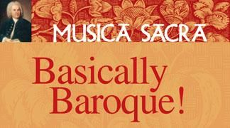 Musica Sacra - Basically Baroque