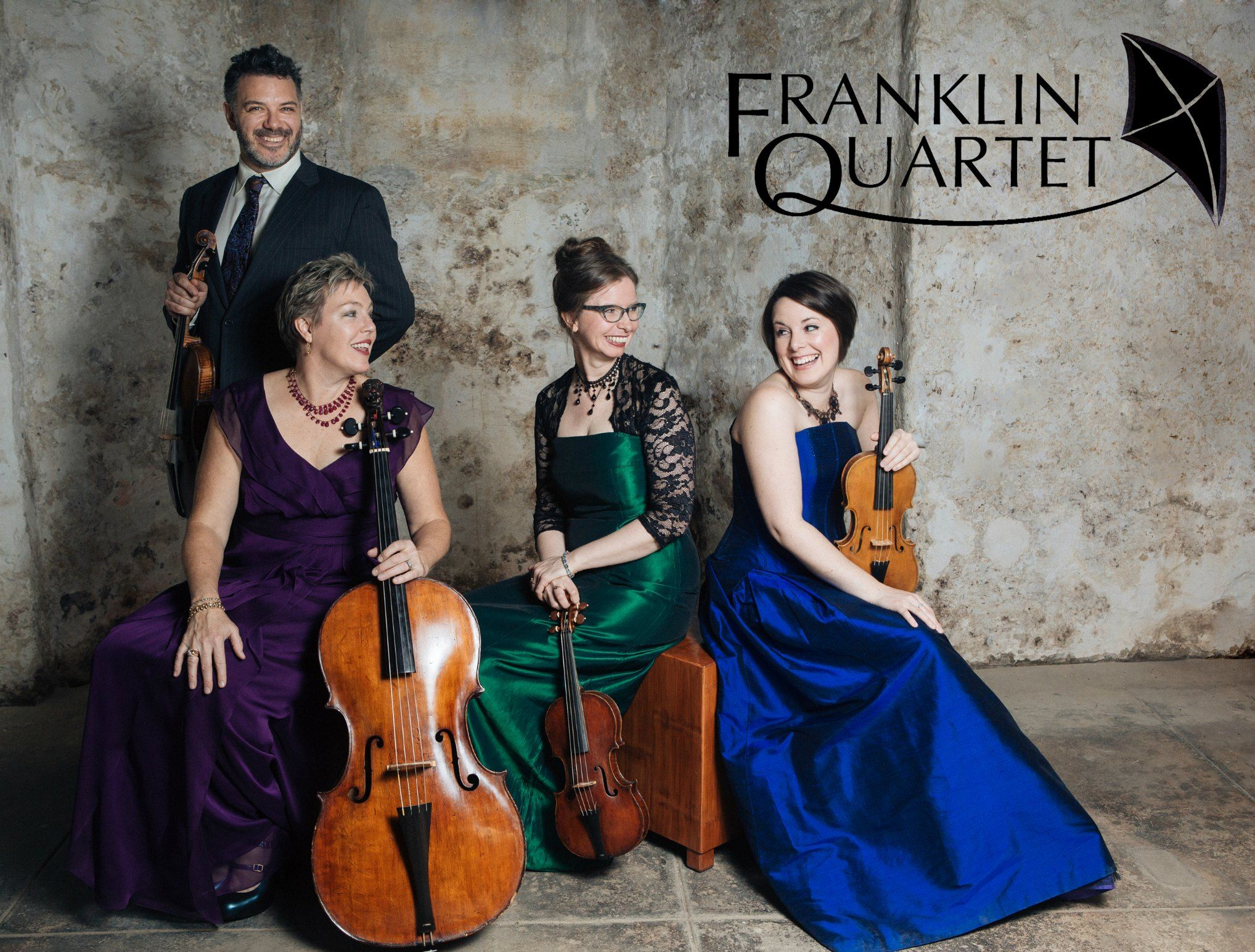 Northern Lights String Quartet : May 3, 2018 - The Franklin Quartet - Gotham Early Music Scene, Inc.