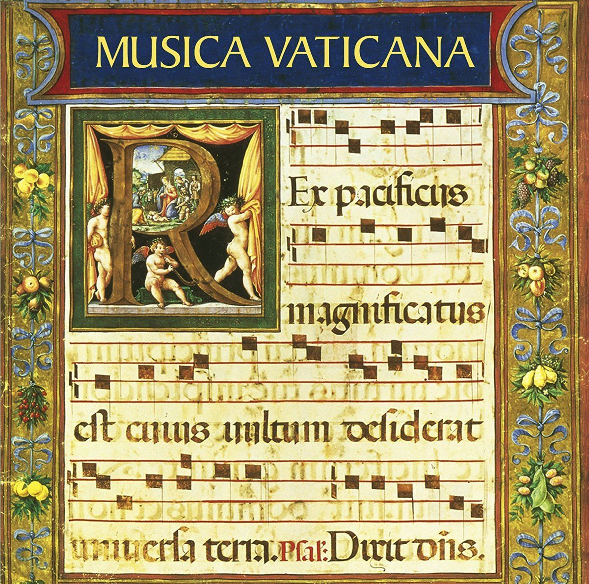 Pomerium - MUSICA VATICANA - Music from the Vatican Manuscripts (1503-1534)