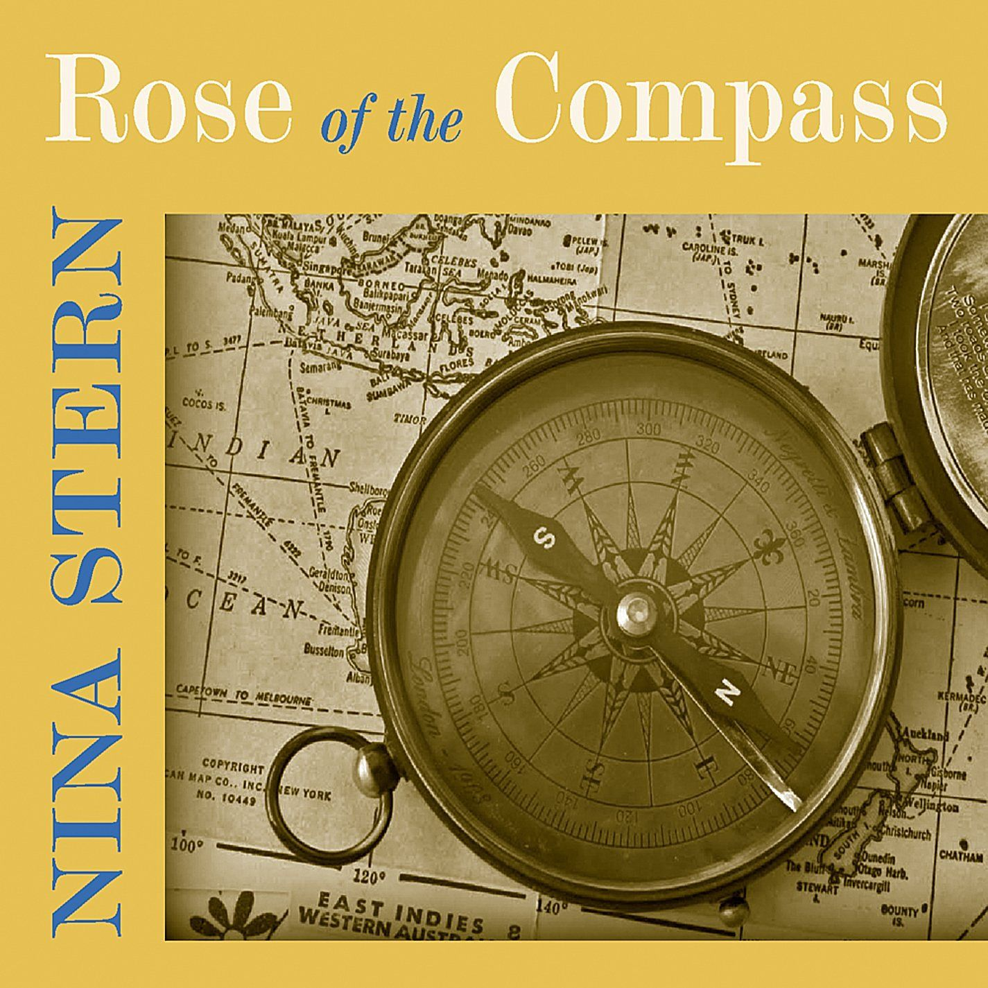 Nina Stern - ROSE OF THE COMPASS